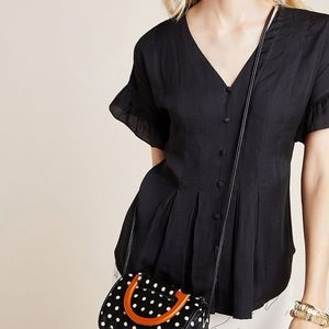 Anthro Dolan East Coast Mitzi blouse